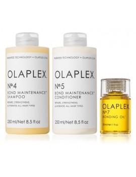 Olaplex n°4 + n°5 + n°7...
