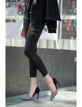 Chaussures Femme- Escarpin