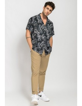 Chemise homme-Manches...
