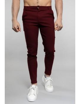 Pantalon Slim pour Homme -...