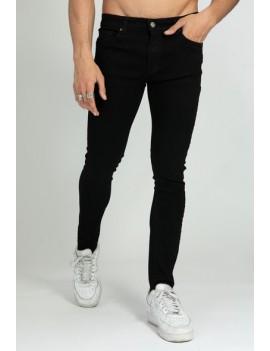 Jeans Skinny Homme- Noir