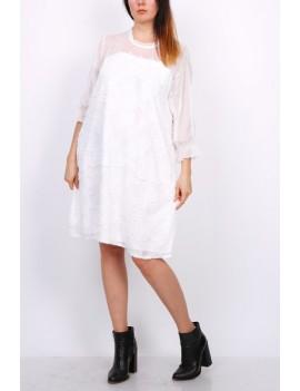 Robe Blanche - Honney -...