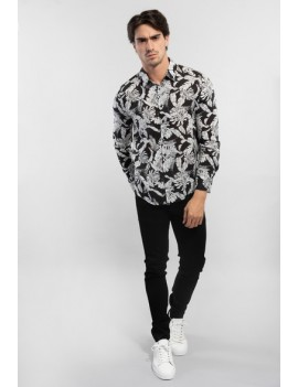 Chemise Homme - Manches...