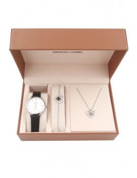 Coffret montre pour femme-...