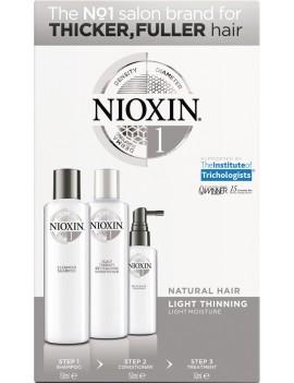 Kit Soin Nioxin N°1 Cheveux...